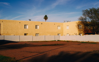 Tempe empty lot, apartments s