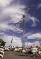 Stafford Tower Crane Assembly Tempe 2k