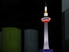 Kyoto Station Tower 01