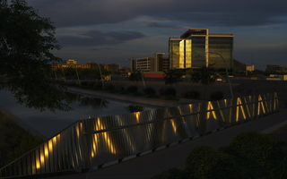 Tempe Salt River Project Bridge Building 02