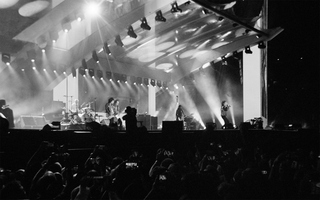 The Rolling Stones No Filter Tour Glendale 2019 Film Ilford XP2 05