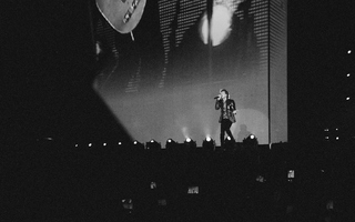 The Rolling Stones No Filter Tour Glendale 2019 Film Ilford XP2 04